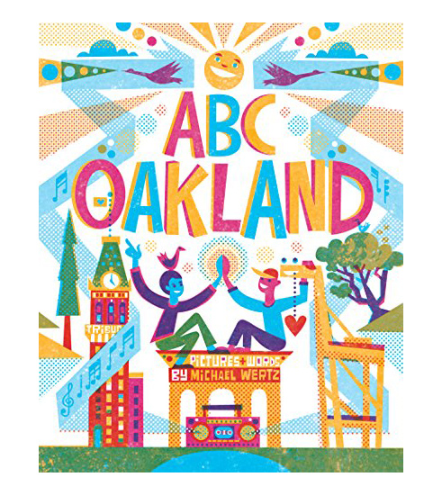 ABC Oakland, by Michael Wertz