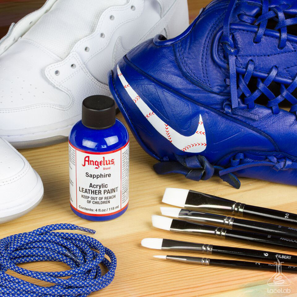 Angelus Acrylic Leather Paint Shoes