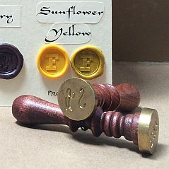 Cannizzaro Custom Wax Seals and Embossers