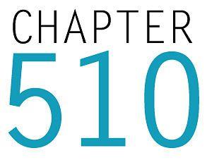 Chapter 510 logo