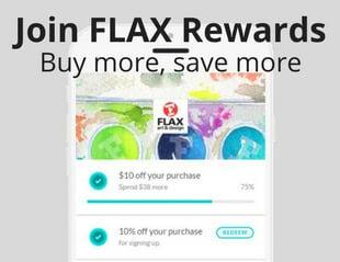 Join Flax Rewards