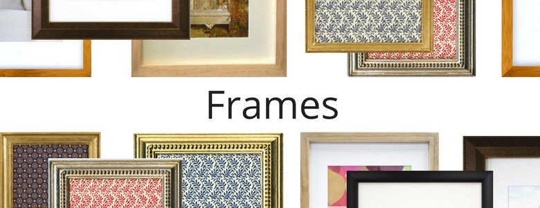 Picture Frames at Flax