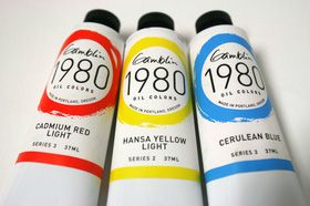 Gamblin 1980 Oil Colors