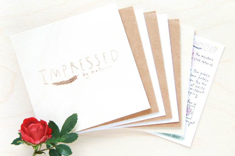 Flax Gift Ideas Diy Travel Flower Press Flax Art Design