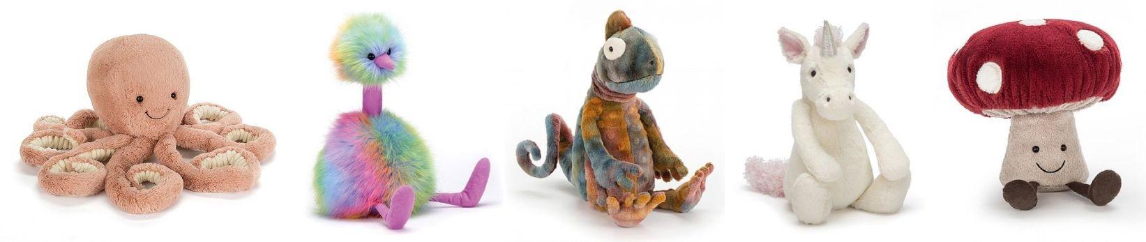 Jellycat Stuffies