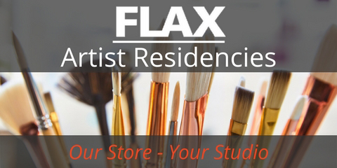 FLAX Artist Residencies