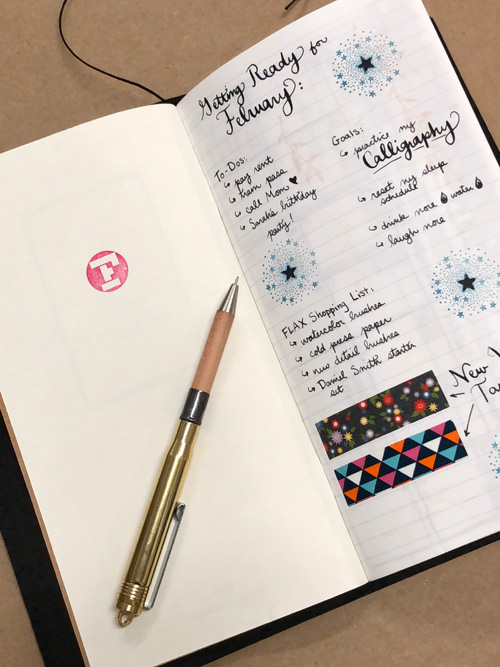 Traveler's Notebooks Customize